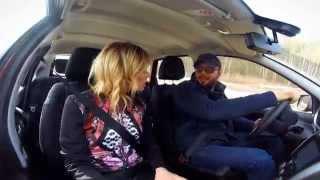 NEW Datsun MiDo HD: Тест-драйв в программе