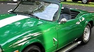 1972 Triumph Spitfire - Promo Video