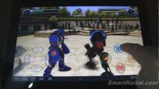 Video Real Steel For Android & IOS (reviewed On Droid Bionic