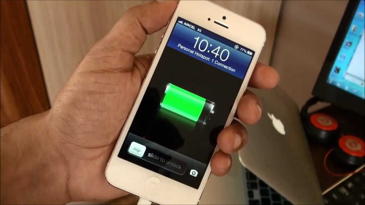 How to turn on WiFi hotspot on Mac and share with iPhone ...