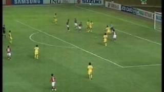 Indonesia V Thailand (AFF Suzuki Cup 2008 Semi-Fina 1st