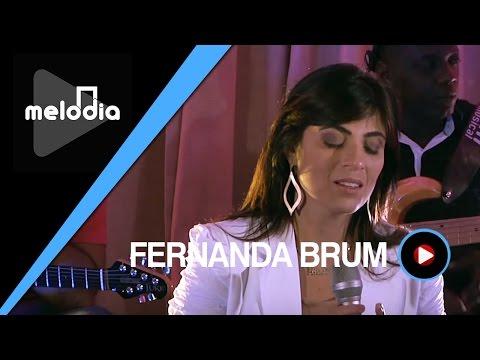 Fernanda Brum - Como Se Cura a Ferida - Melodia Ao Vivo