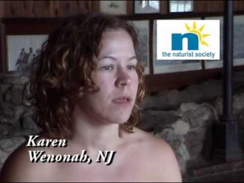 The Naturist Society - Interview with Karen