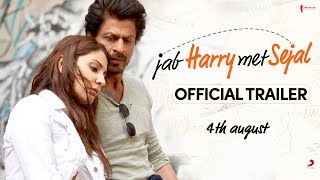 Jab Harry Met Sejal Trailer | Shah Rukh Khan, Anushka Sharma