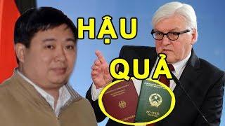 Vụ Trịnh Xuân Thanh Mới Nhất: Đức từ chối cấp Visa cho lãnh đạo cộng sản và du học sinh Việt Nam
