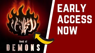 Book of Demons - Early Access Trailer