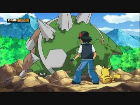 Torterra vs Hippowdon