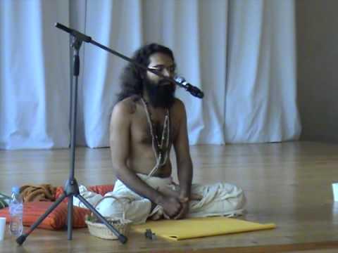 Шри Госвами Яшенду Джи. Снижение веса (12.08.2007)