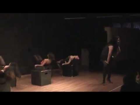 Kehebatan Izara Aishah Mempertontonkan Aksi Ghairah Dalam Tarian Tango