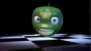 שנה טובה תפוח ירוק