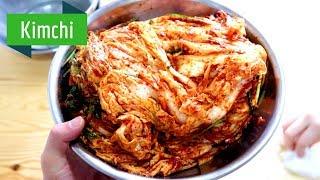 How to make Kimchi (Seoul Style)