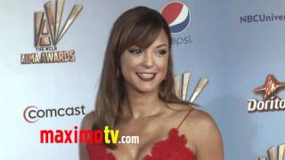 Eva La Rue Smoking HOT! At 2011 Alma Awards