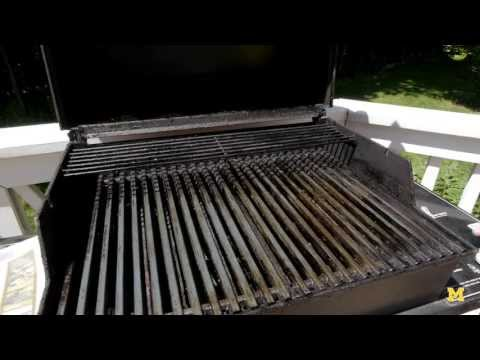 What are the environmental impacts of grilling? | MconneX | MichEpedia