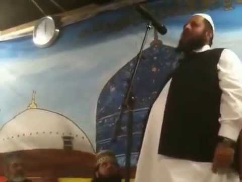Mufti Mohammed Iqbal Chishti at Dar-Ul-Uloom Qadria Jilania (London) - Part 2