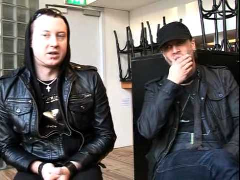 Pendulum 2008 interview - Gareth McGrillen and Perry ap Gwynedd (part 2)