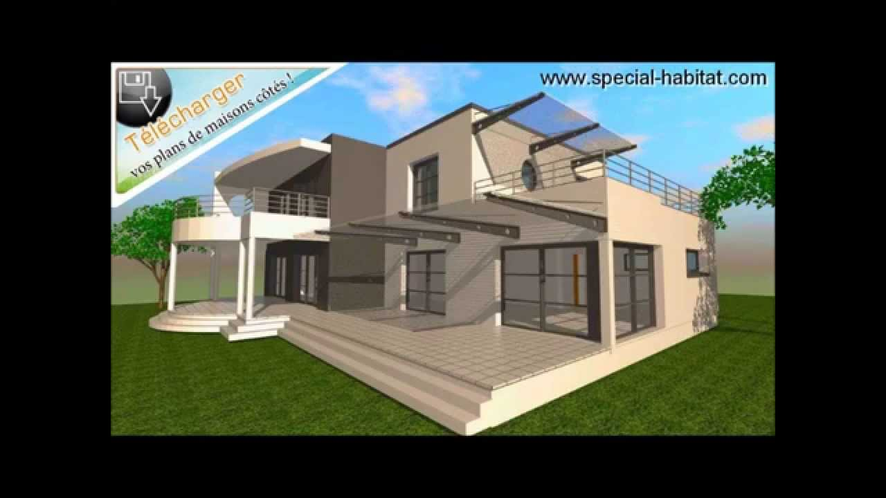 Cubique moderne building a modern house sims 3 youtube - Catalogue maison moderne ...
