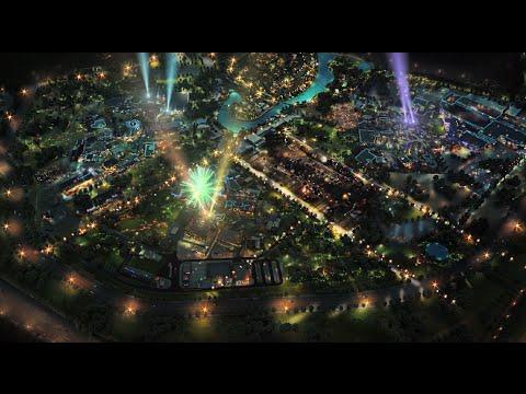 Virtual tour around Dubai Parks and Resorts - رحلة افتراضية حول  دبي باركس آند ريزورتس