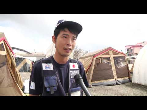 Japan sends Filipino-speaking aid workers to calamity areas