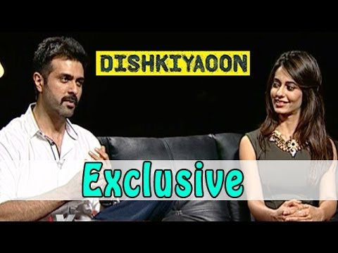 Dishkiyaoon | Harman Baweja & Ayesha Khanna Exclusive Interview