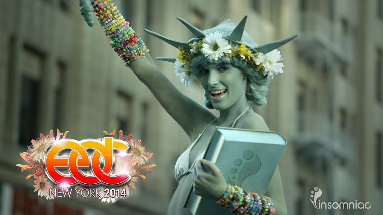 EDC New York City 2014 Official Trailer