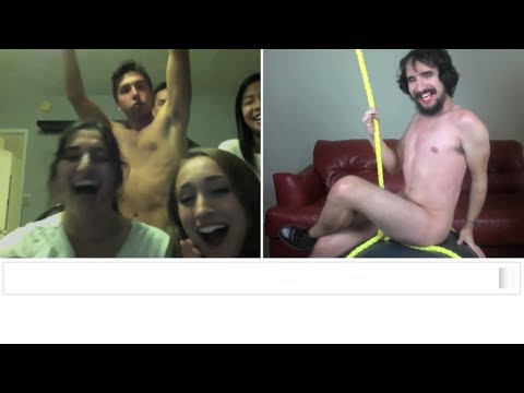 Wrecking Ball On Chatroulette