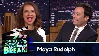 Maya Rudolph: Sushi Horse Tongue and Hot Buttered Coffee