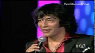 Sandro De América SHALO Yo Me Llamo Ecuador