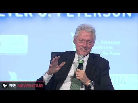 Bill Clinton responds to accusation that Hillary Clinton may have brain damage