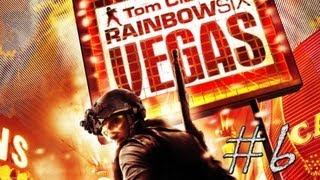 [Coop] Rainbow Six: Vegas 2. Серия 6: Удержать поезд..