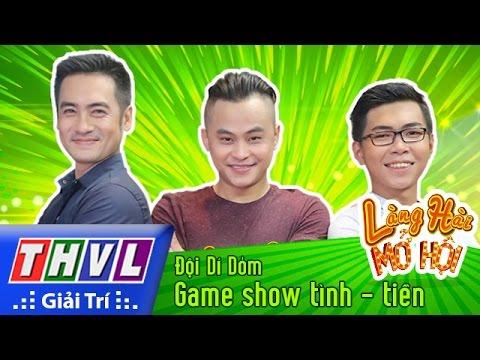 THVL | Làng hài mở hội - Tập 21: Game show tình - tiền - Đội Dí Dỏm