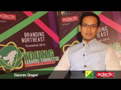 Young Leaders Connect, 2013: Gaurav Gogoi