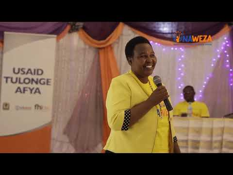 Mother meet up event - AICT Tabora