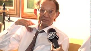 60 anos do 1� teste de transmiss�o de TV em Minas Gerais