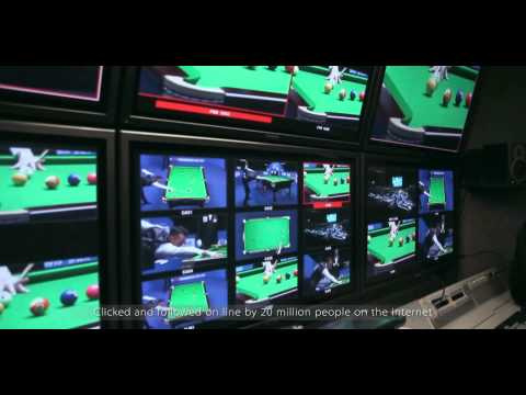 2015 Chinese 8-Ball Masters Promo Video