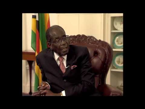 President Mugabe's interview on the eve of his 90th birthday part 5