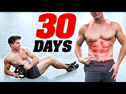 """Get """"6 PACK"""" ABS in 30 Days 