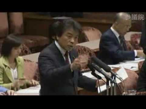 秘密保護法 石破のテロ発言 12/2参院