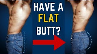 How to Build a Nice Looking Butt |  Avoid Having a Pancake Butt!