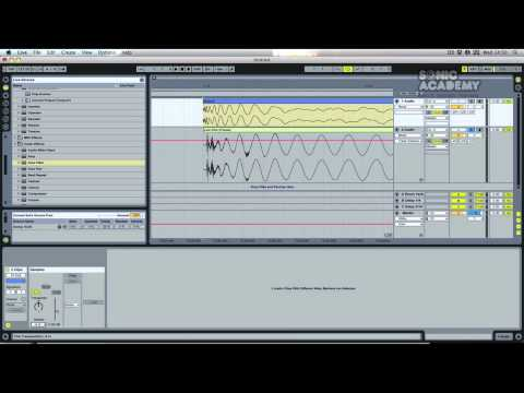 Artist Series - Spektre Tech Tips Volume 2 - Layering & Cleaning Kick Drum in Ableton Live