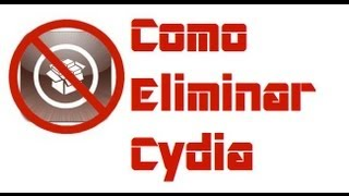 Como Desinstalar Cydia De Tu Dispositivo IPad/iPhone/iPod