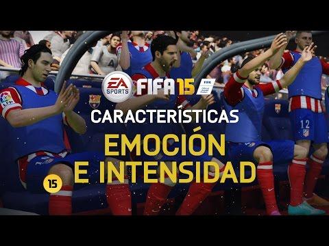 FIFA 15 -  Características - Emoción e Intensidad [HD]