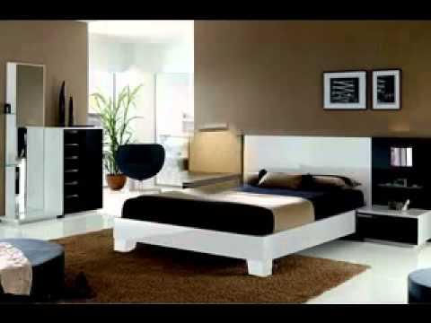 contemporary master bedroom design decorating ideas youtube