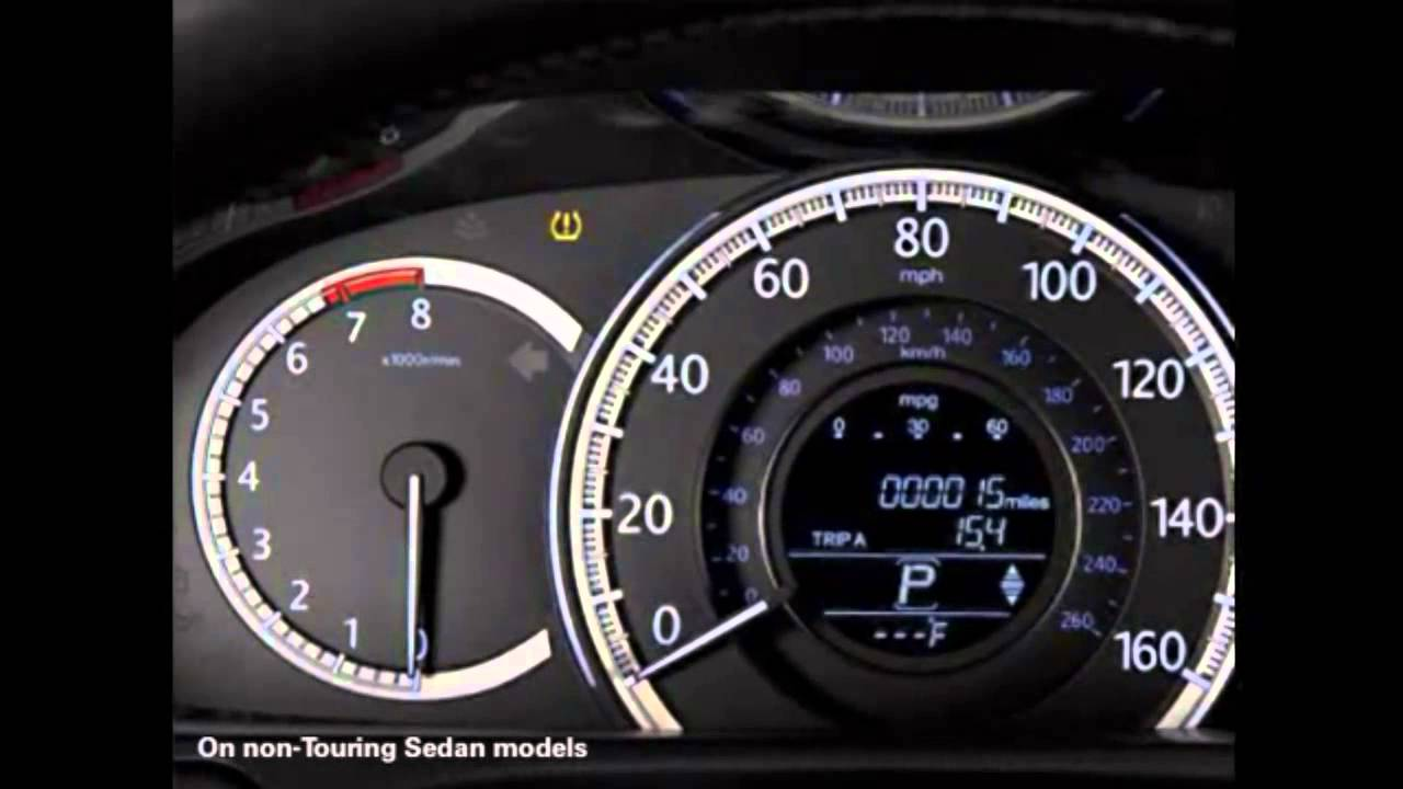 2013 honda accord reset tire light autos post