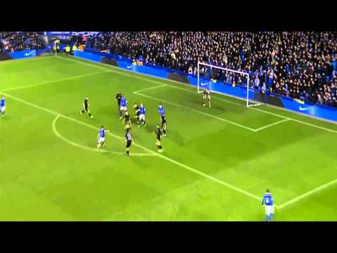 Leon Osman vs Wigan