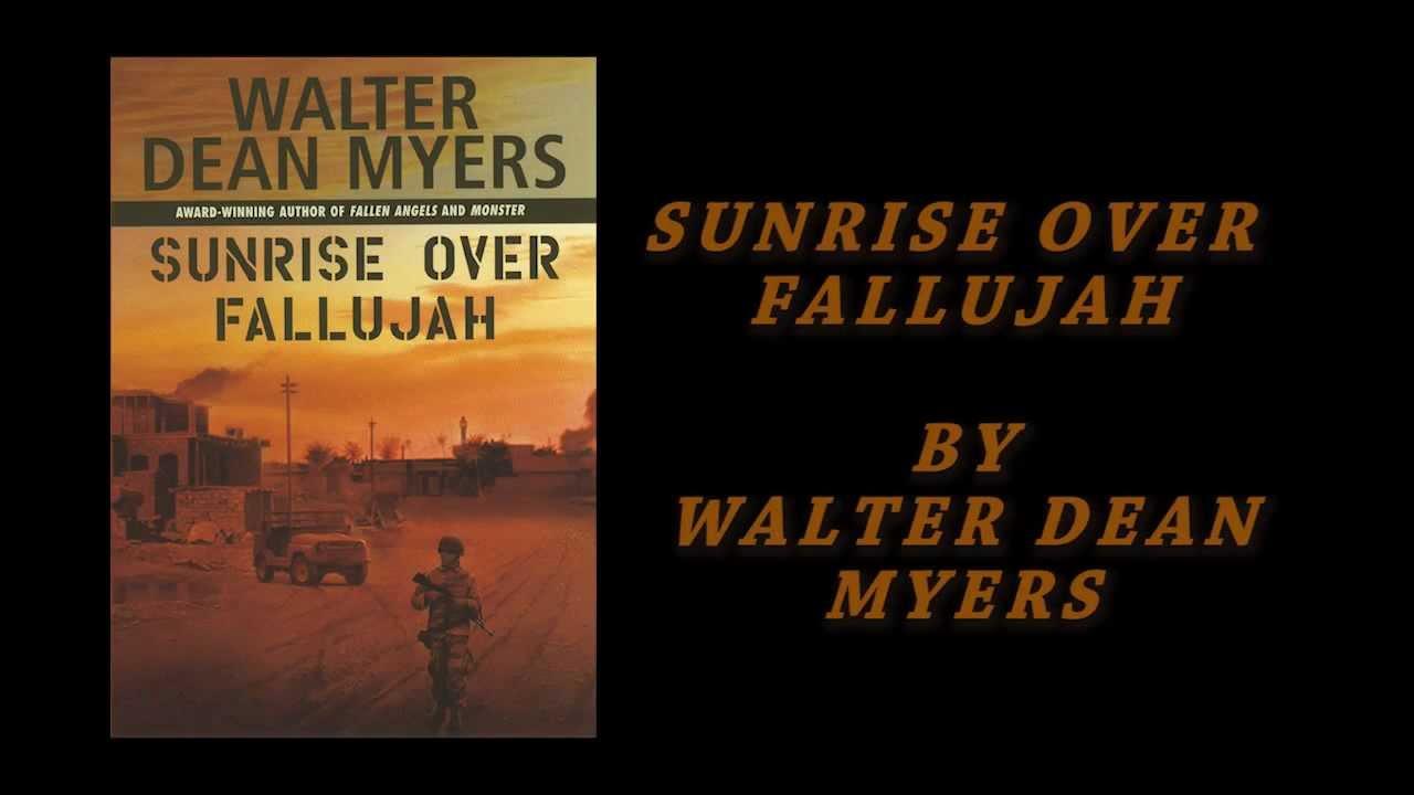 sunrise over fallujah book report Sunrise over fallujah: book summary and reviews of sunrise over fallujah by walter dean myers.