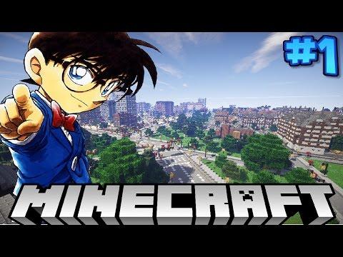 Minecraft Thám Tử Lừng Danh Conan (Ngoại Truyện) Tập 1 - Dụng Cụ Đa Năng