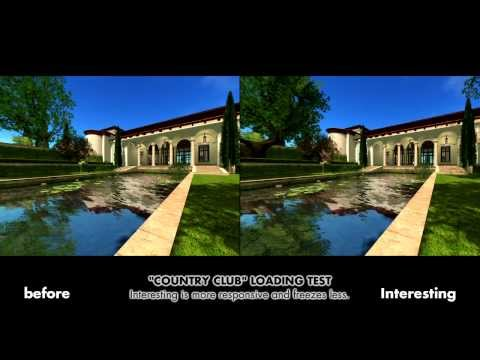 "Second Life ""Project Interesting"" - New Virtual World Improvements!"
