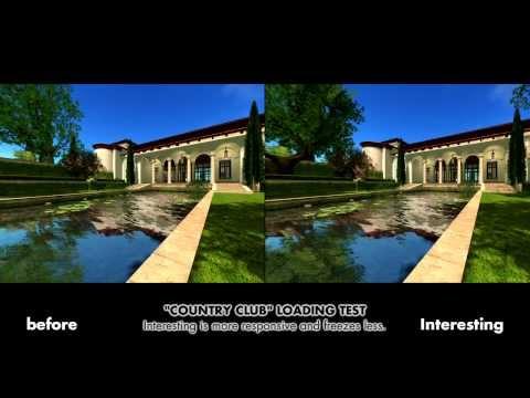 "Second Life ""Project Interesting"" - New Virtual World Improvements!"