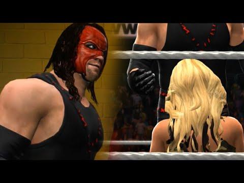 WWE 2K14 Story - KANE FINDS TRUE LOVE! -  (Start/Finish) Custom Story