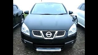 Nissan Dualis 2010 год
